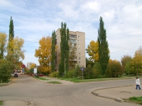 Альметьевск, улица Мира, дом 17. многоквартирный дом