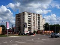 Альметьевск, улица Мира, дом 10А. общежитие