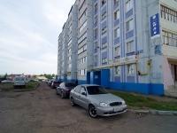 Альметьевск, улица Бигаш, дом 121. многоквартирный дом