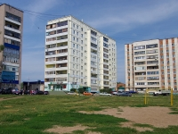 Almetyevsk, Bigash st, house 125. Apartment house