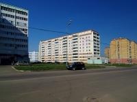 Альметьевск, улица Бигаш, дом 133. многоквартирный дом