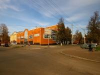 Альметьевск, улица Лермонтова, дом 14А. спортивный комплекс Стиль жизни