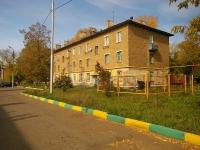 Альметьевск, улица Лермонтова, дом 43. многоквартирный дом