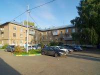 Альметьевск, улица Лермонтова, дом 45. многоквартирный дом