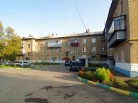 Альметьевск, улица Лермонтова, дом 47. многоквартирный дом