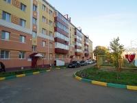 Альметьевск, улица Лермонтова, дом 49. многоквартирный дом