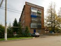 Альметьевск, улица Кирова, дом 7. многоквартирный дом