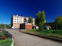 Альметьевск, улица Радищева, дом 1. многоквартирный дом