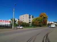 Альметьевск, улица Радищева, дом 2А. многоквартирный дом
