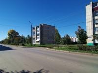 Альметьевск, улица Радищева, дом 2Б. многоквартирный дом