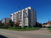Альметьевск, улица Радищева, дом 2Г. многоквартирный дом
