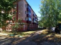 Альметьевск, улица Радищева, дом 2. многоквартирный дом