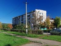 Альметьевск, улица Радищева, дом 3. многоквартирный дом