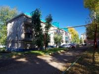 Альметьевск, улица Радищева, дом 4А. многоквартирный дом