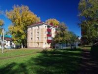 Альметьевск, улица Радищева, дом 6. многоквартирный дом