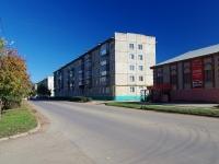 Альметьевск, улица Радищева, дом 9. многоквартирный дом