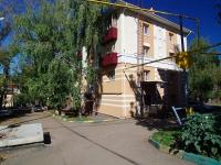 Альметьевск, улица Радищева, дом 10. многоквартирный дом