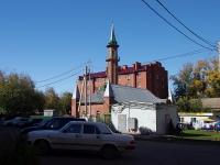 """улица Радищева, дом 12А. мечеть """"Аксу"""""""