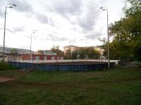 улица Радищева. спортивная площадка