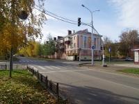 Альметьевск, улица Тимирязева, дом 5. многоквартирный дом