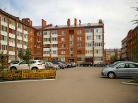 Альметьевск, улица Тимирязева, дом 21. многоквартирный дом