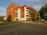 Альметьевск, улица Тимирязева, дом 34. многоквартирный дом