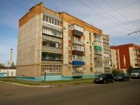Альметьевск, улица Тимирязева, дом 36. многоквартирный дом