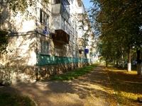 Альметьевск, улица Маяковского, дом 4. многоквартирный дом