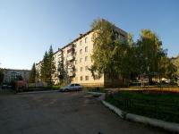 Альметьевск, улица Маяковского, дом 6. многоквартирный дом