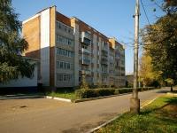 Альметьевск, улица Маяковского, дом 32. многоквартирный дом