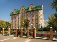 Альметьевск, улица Маяковского, дом 47. многоквартирный дом