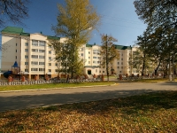 Альметьевск, улица Маяковского, дом 51. многоквартирный дом
