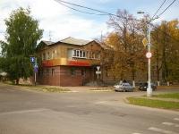 Альметьевск, улица Маяковского, дом 58. многоквартирный дом