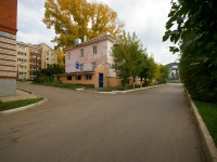 Альметьевск, улица Островского, дом 11. многоквартирный дом