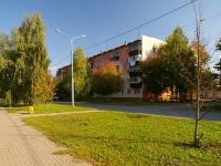 Almetyevsk, Ave Tukay, house 1. Apartment house