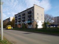 Almetyevsk, Ave Tukay, house 3. Apartment house