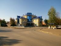Альметьевск, Тукая проспект, дом 6. офисное здание