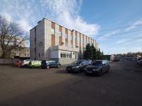 Альметьевск, Тукая проспект, дом 9. офисное здание