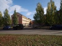 Almetyevsk, Ave Tukay, house 11А. school