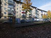 Almetyevsk, Ave Tukay, house 19. Apartment house