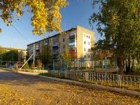 Альметьевск, улица Пушкина, дом 41А. многоквартирный дом