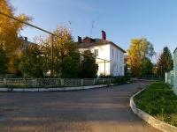 Альметьевск, улица Пушкина, дом 43. многоквартирный дом