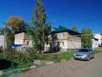 Альметьевск, улица Пушкина, дом 50. многоквартирный дом