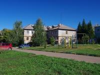 Альметьевск, улица Пушкина, дом 52. многоквартирный дом