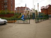 Альметьевск, улица Пушкина, дом 64. многоквартирный дом