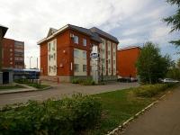 Альметьевск, улица Пушкина, дом 66. офисное здание