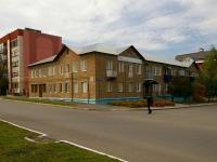 Альметьевск, улица Пушкина, дом 68. многоквартирный дом