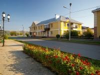 Альметьевск, улица Чехова, дом 1. многоквартирный дом