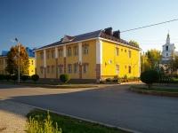 Альметьевск, улица Чехова, дом 5. многоквартирный дом