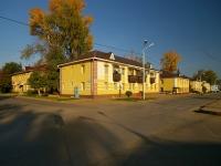 Альметьевск, улица Чехова, дом 10. многоквартирный дом